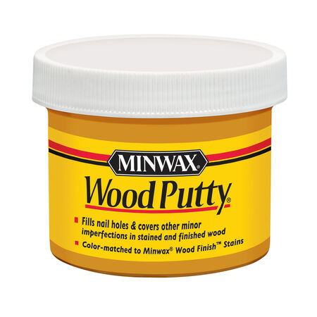 Minwax Colonial Maple Wood Putty 3.75 oz.
