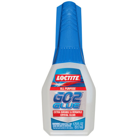 Loctite GO2 High Strength Gel Glue 1.75 oz.