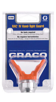 Graco Rac IV Hand Tight Tip Guard Use with all RAC IV spray tips