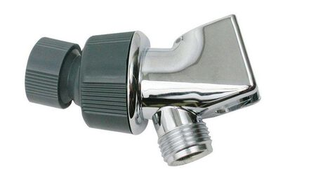 Ace Chrome Shower Arm Mount