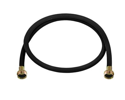 Ultra Dynamic Products 3/8 in. Dia. x 3/4 in. Dia. x 5 ft. L Washing Machine Hose Reinforced Coil