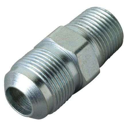Magne Flo 1/2 in. Dia. x 5/8 in. Dia. Flare To MPT Steel Connector