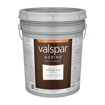 Valspar Aspire Exterior Acrylic Latex Paint & Primer 5 gal.