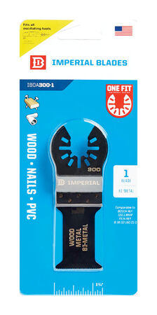Imperial Blades Bi-Metal Saw Blade 1-1/4 in.