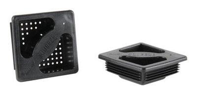 Camco RV Ventilated Bumper Caps 2 pk