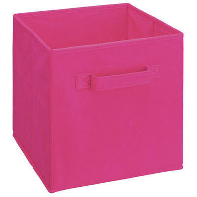 ClosetMaid 10-1/2 in. L x 11 in. H x 10-1/2 in. W Cubeical Drawer Pink
