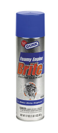 Gunk Engine Brite Engine Degreaser 17 oz. Aerosol Spray Can