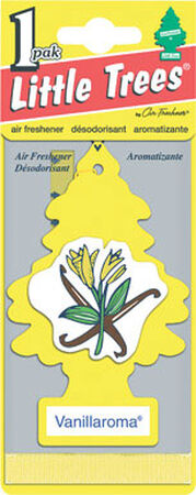 Little Trees Car Air Freshener Vanillaroma 1 pk