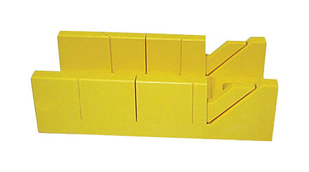 Ace 12 in. L Plastic Mitre Box
