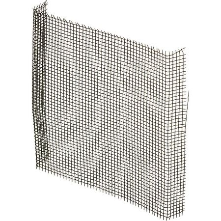 Prime-Line 3 in. W x 3 in. W x 3 in. L Aluminum Screen Charcoal Screen Patch 5 pk