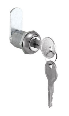 Prime-Line Drawer and Cabinet Lock Chrome