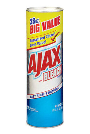 Ajax Cleanser With Bleach 28 oz.