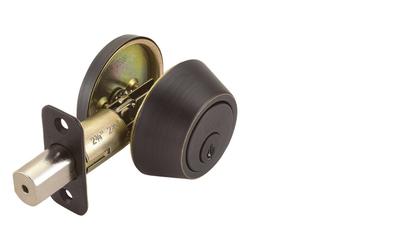Pro Single Cylinder Deadbolt , Oil Rubbed Bronze