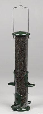 Audubon Finch 2 lb. Plastic Thistle Tube Seed Feeder 4