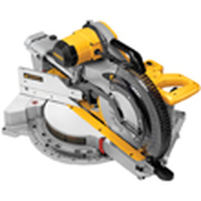"""12"""" (305mm) Double Bevel Sliding Compound Miter Saw"""