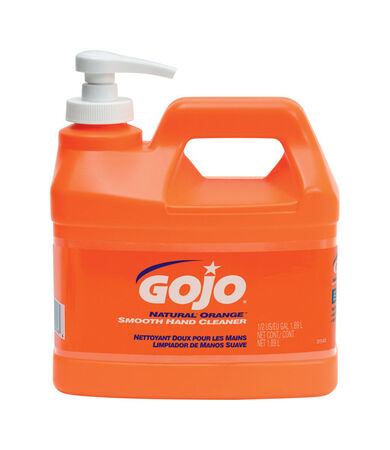 Gojo Natural Orange Scent Pumice Hand Cleaner 0.5 gal.