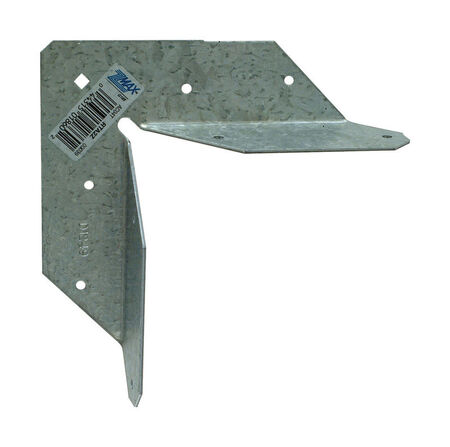Simpson Strong-Tie Galvanized Steel Rigid Tie Angle 16 Ga.