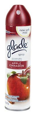 Glade Air Freshener Apple Cinnamon 8 oz.
