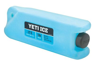YETI Ice Gel Pack 1 lb. Blue 1 pk