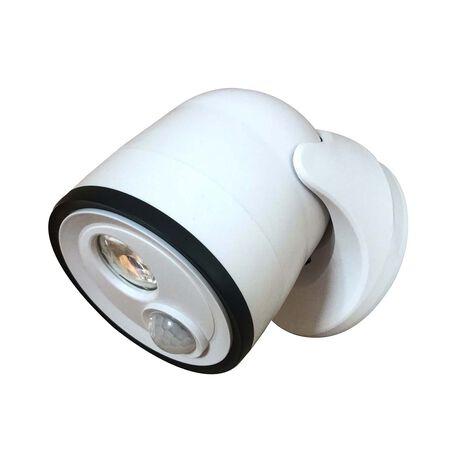 Light It! COB LED 400 Lumen Security Floodlight (White)