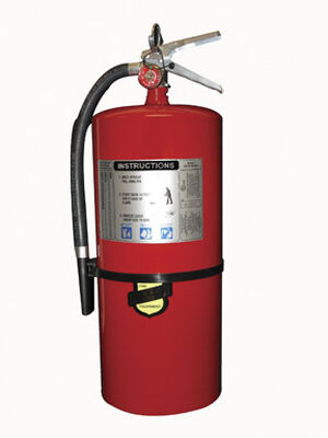 First Alert 10 lb. US Coast Guard For Commercial Fire Extinguisher