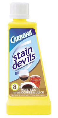 Carbona Stain Devils Wine Tea Coffee & Juice Stain Remover