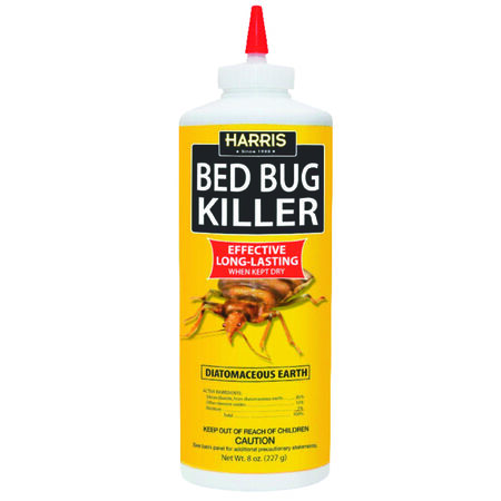 Harris Insect Killer For Ants Bed Bugs Earwigs Bed Bugs 8 oz.