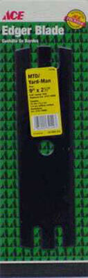 Ace Edger Blade 9 in. L