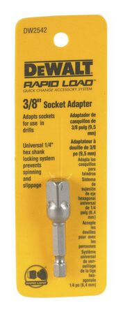 "3/8"" Socket Adapter"
