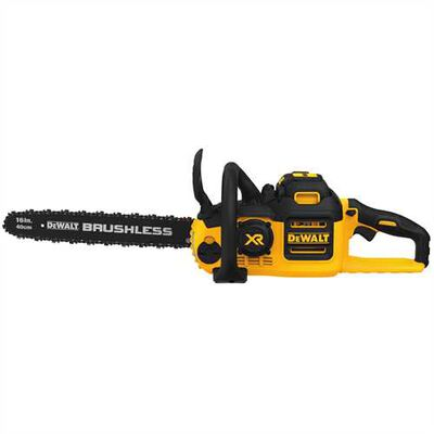 """40V MAX* Lithium Ion XR Brushless 16"""" Chainsaw"""