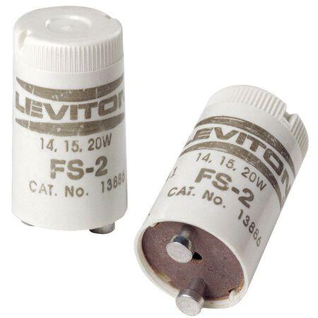 Leviton Fluorescent Starter 2