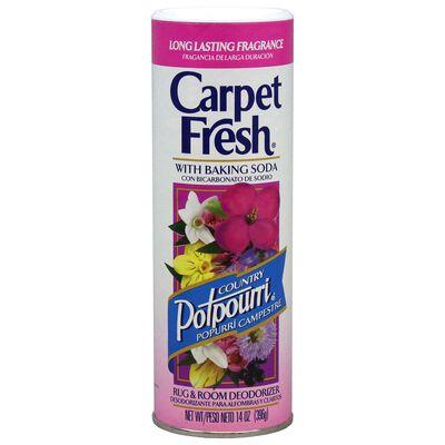 Carpet Fresh 14 oz. Country Potpourri Scent Carpet Shake