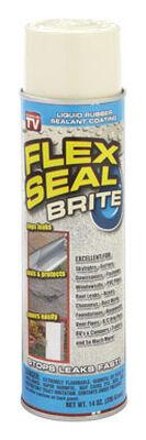 Flex Seal Rubber Sealant 14 oz. Off White Spray Can