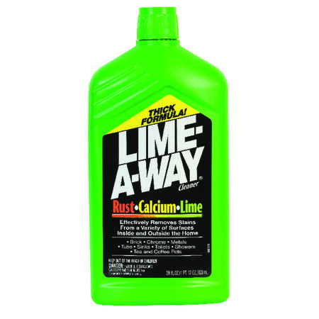 Lime-A-Way 28 oz. Rust Calcium & Lime Remover