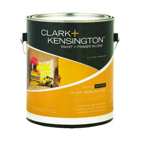 Clark+Kensington Interior Acrylic Latex Paint & Primer Designer White 1 gal.