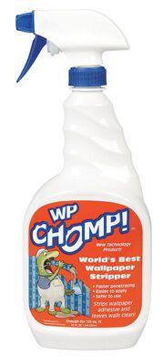 WP Chomp Wallpaper Stripper 1 qt. Liquid