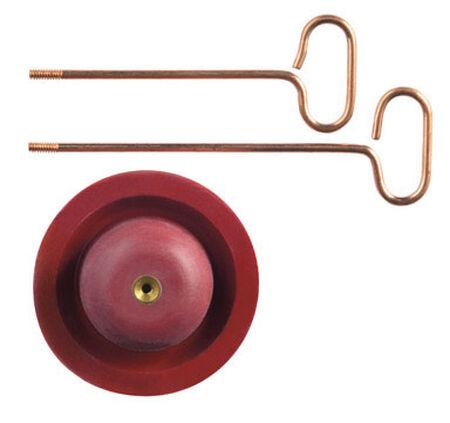 Kohler Flush Ball Kit 4-3/4 in. H x 2-1/2 in. L Rubber