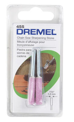 Dremel Chainsaw Sharpening Stone 7/32 in.