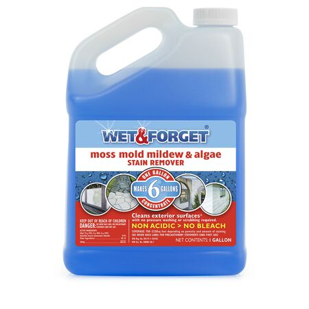 Wet & Forget Mold and Mildew Stain Remover 1 gal.
