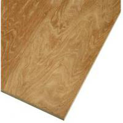 Plywood Exterior Luan 4 x 8 x 5.2 mm