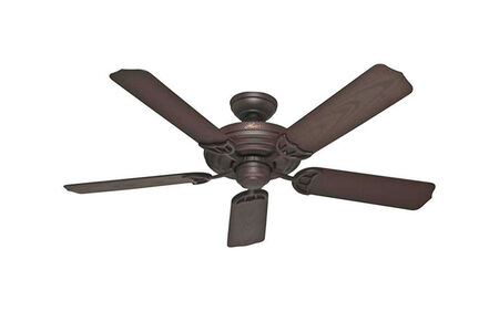 Hunter Ceiling Fan 52 in. W New Bronze