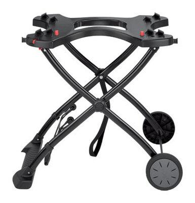 Weber Steel/Plastic Grill Cart 25 in. H x 29 in. W x 20 in. D