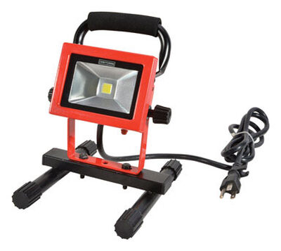 Craftsman LED Outdoor Flood Light 1 pk