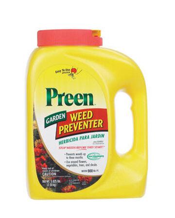 Preen Weed Preventer Granules 5.62 lb.