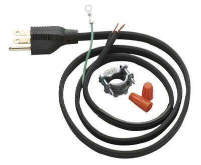 InSinkErator Power Cord Accessory Kit Black