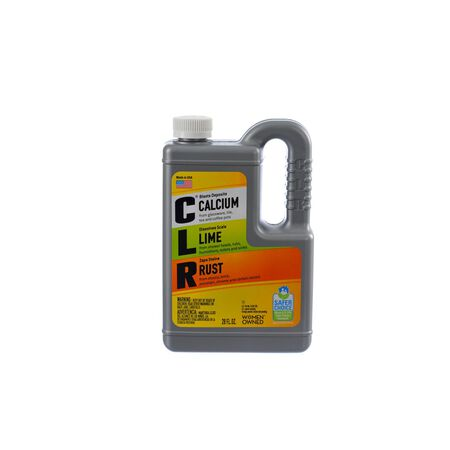 CLR 28 oz. Calcium Rust and Lime Remover