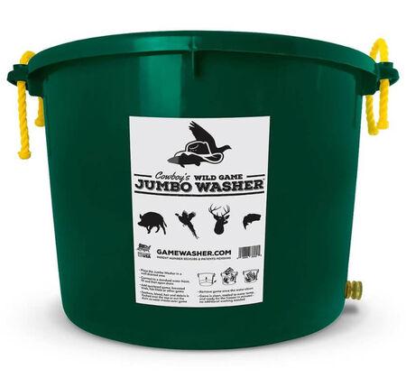 Cowboy's Wild Jumbo Game Washer