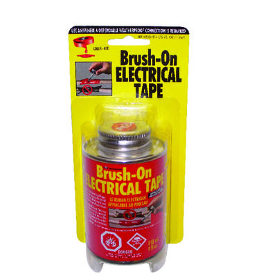 Blue Magic Liquid Brush-On Electrical Tape Red