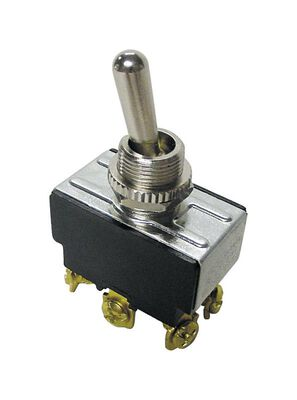 Gardner Bender 20 amps Toggle Toggle Switch Double Pole 1