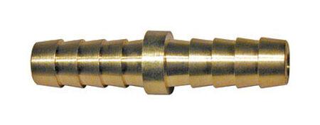 Tru-Flate Brass Hose Splicer 3/8 in. ID